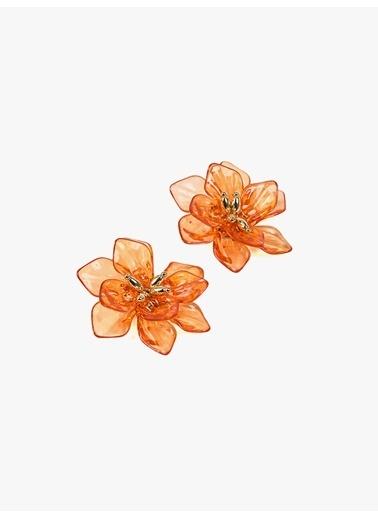 Twist Küpe Oranj